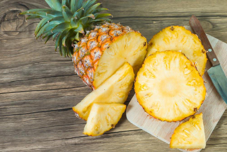 pineapple health benifit