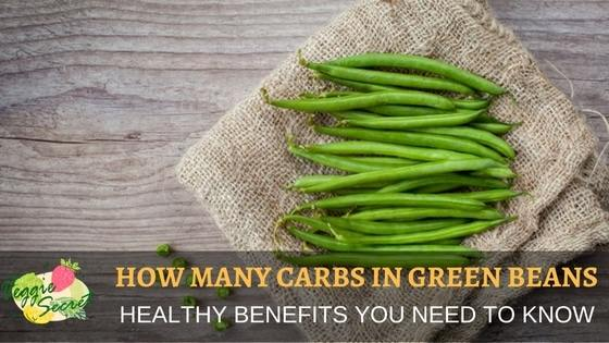 HOW MANY CARBS IN GREEN BEANS